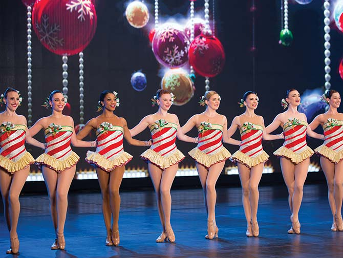 Biglietti per Radio City Christmas Spectacular - le Rockettes