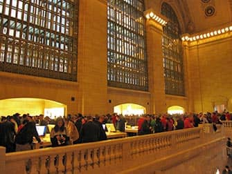 Apple Store in Grand Central a NYC