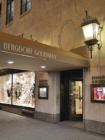 Bergdorf Goofman in New York