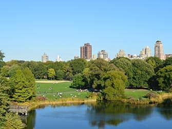 Central Park a New York - Great Lawn