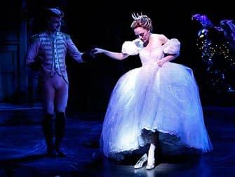Cinderella il musical a Broadway