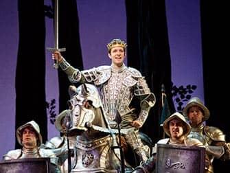 Cinderella il musical a New York