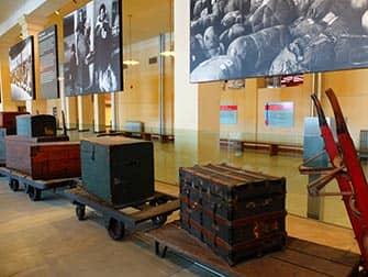 Ellis Island a New York - Museo