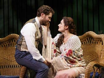 Finding Neverland a Broadway - Il Musical