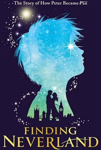Finding Neverland a Broadway - Poster