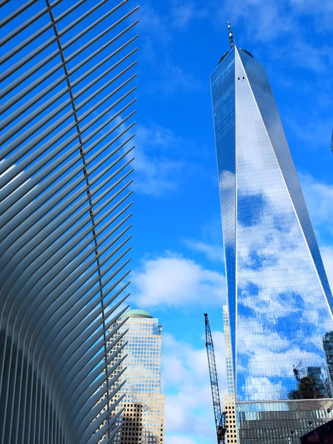 Freedom Tower / One World Trade Center - OWTC e Oculus