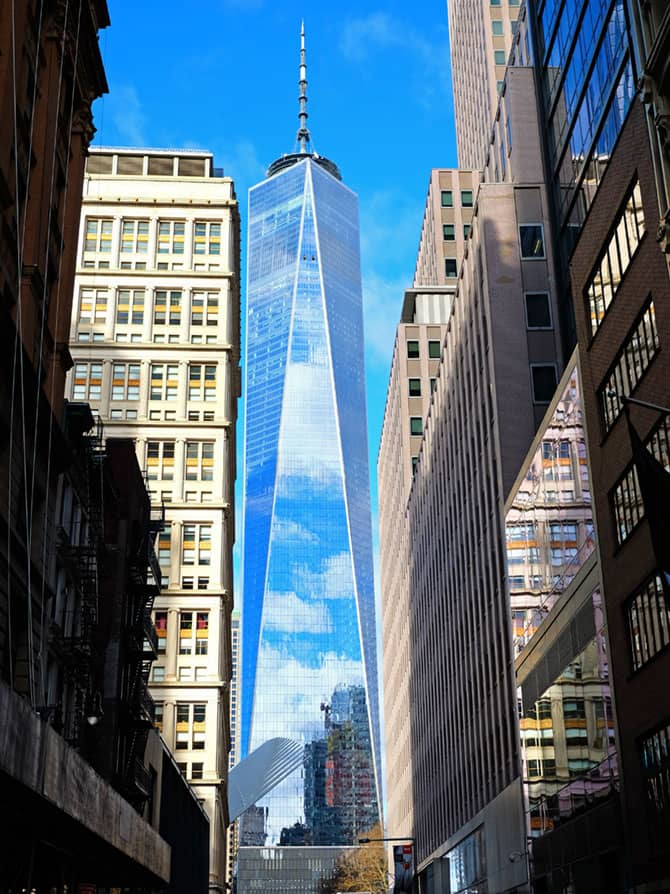 Freedom Tower / One World Trade Center - OWTC