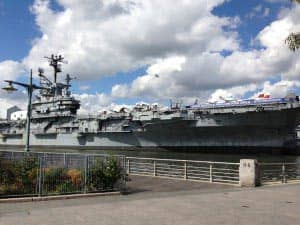 Intrepid Sea Air and Space-Museum New-York