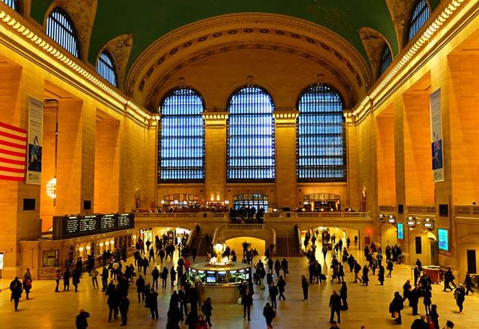 La Stazione Grand Central di New York - Interno