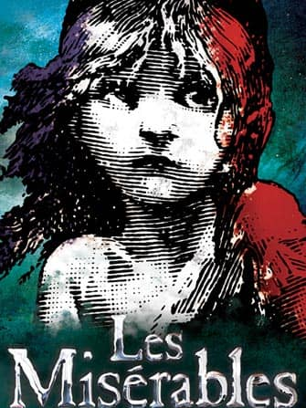 Les Miserables il musical a New York City