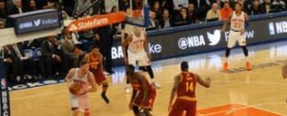 Madison Square Garden Knicks
