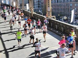 Maratona in New York City