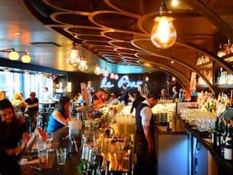 Mercati di New York - Le Bar di Le District