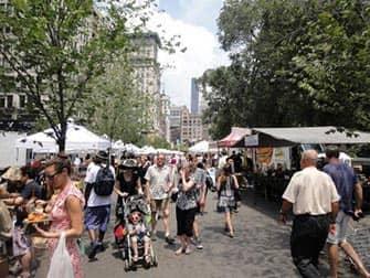 Mercati di New York - Union Square Market