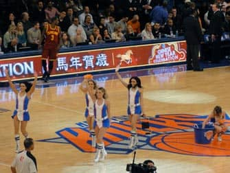 New York Knicks Cheerleaders