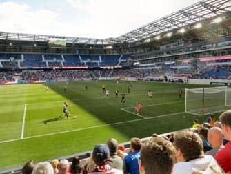 New York Red Bulls Campo da calcio