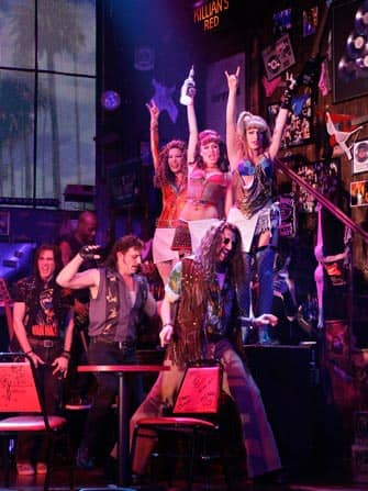 Rock of Ages Musical New York