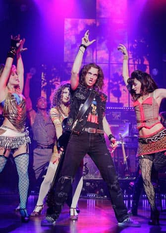 Rock of Ages a Broadway New York