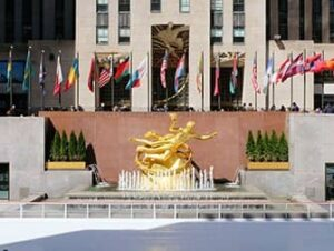 Rockefeller Center di New York