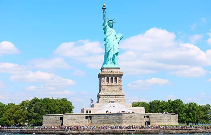 Statua della Libertà - Liberty Island