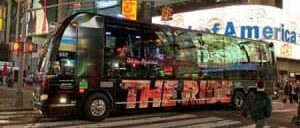 The Ride bus New York City