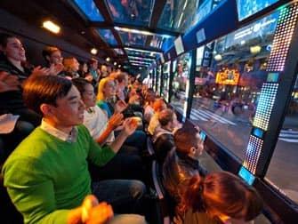 dentro il The Ride New York