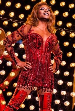 Broadway Lola drag queen