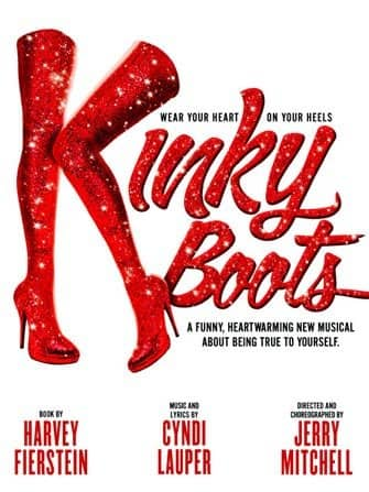 Kinky Boots Broadway New York