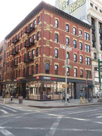 Tenement Museum a New York