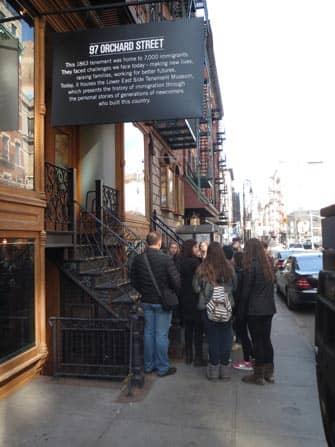 Tenement Museum Tour New York