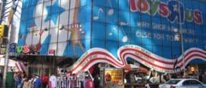 Toys R us a Times Square