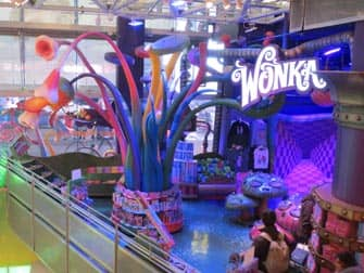 Wonka al toys R us New York