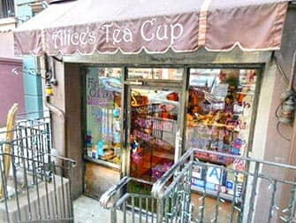 Alices Tea Cup Upper West Side a NYC