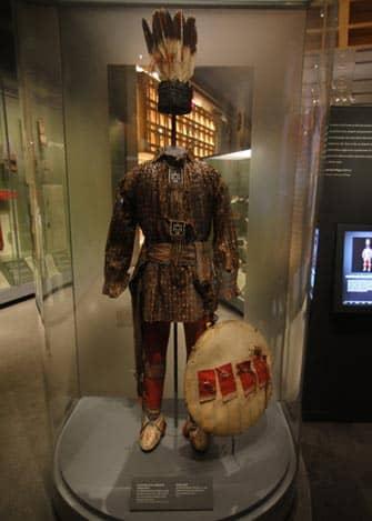 Apsaalooke al Museum of American Indian