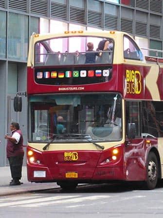 Autobus turistico a New York - Big Bus