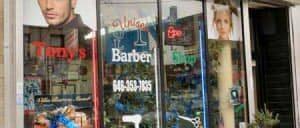 Barbiere Tonys nel Bronx
