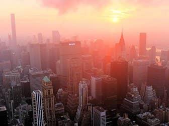 Biglietti Empire State Building - Alba East River