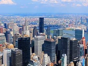Biglietti Empire State Building - East River