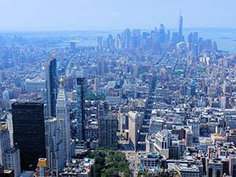 Biglietti Empire State Building - Vista Downtown
