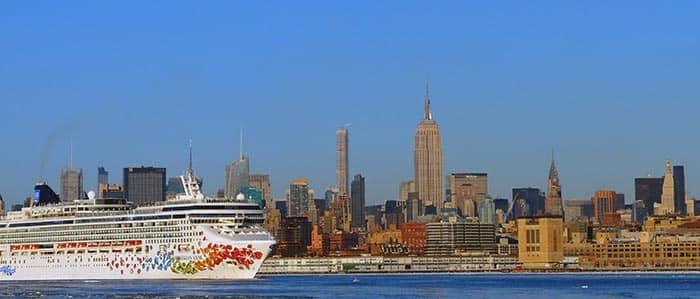 Collegamento tra Manhattan e i porti