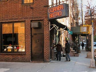 Corner Bistro a New York