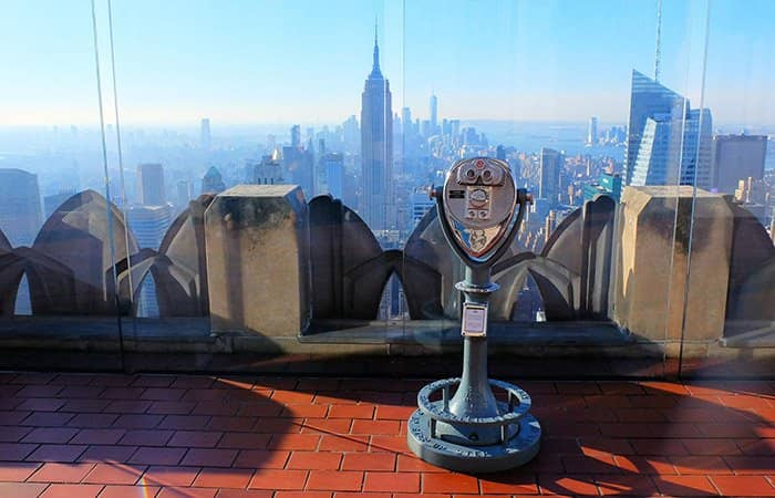 Differenza tra il New York CityPASS e il New York Pass - Top of the Rock