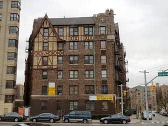 Edificio del Bronx a New York