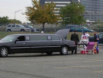 Giants New York Limo