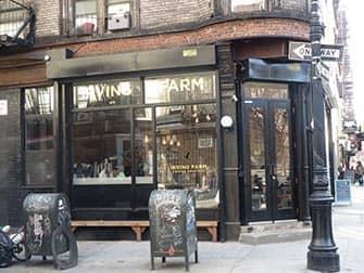 Irving Farm a New York