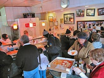 Joes Pizza a New York