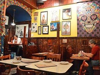Johns Pizzeria in Bleecker
