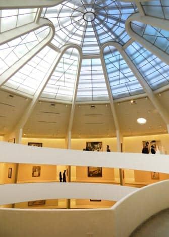 Guggenheim Museum a New York