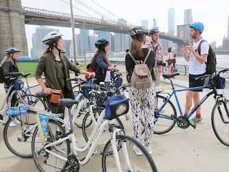 New York Pass - Tour in bicicletta