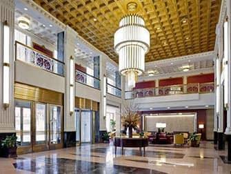 New Yorker Hotel - Ingresso